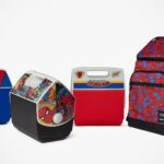 Igloo x Marvel <em>Spider-Man</em> Cooler Collection Is Totally Nostalgic