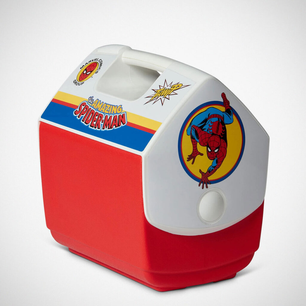 Igloo Marvel Spider-Man Cooler Collection
