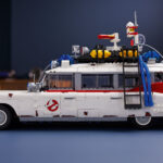 LEGO Revealed The Most Detailed LEGO Brick <em>Ghostbusters</em> ECTO-1 Ever