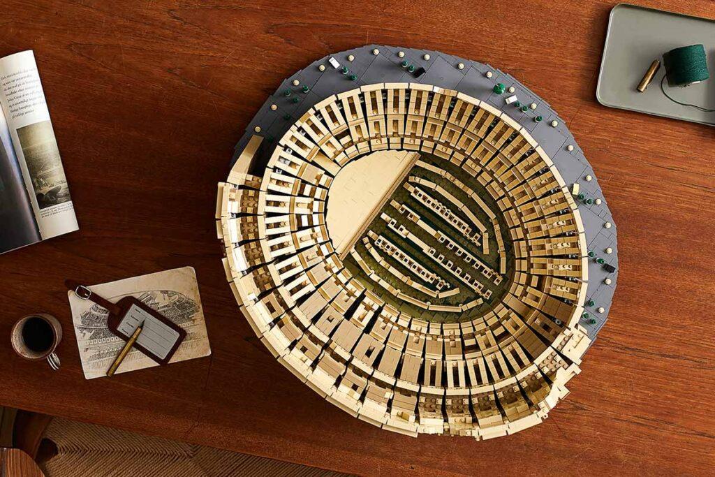 LEGO 10276 Creator Colosseum Building Set