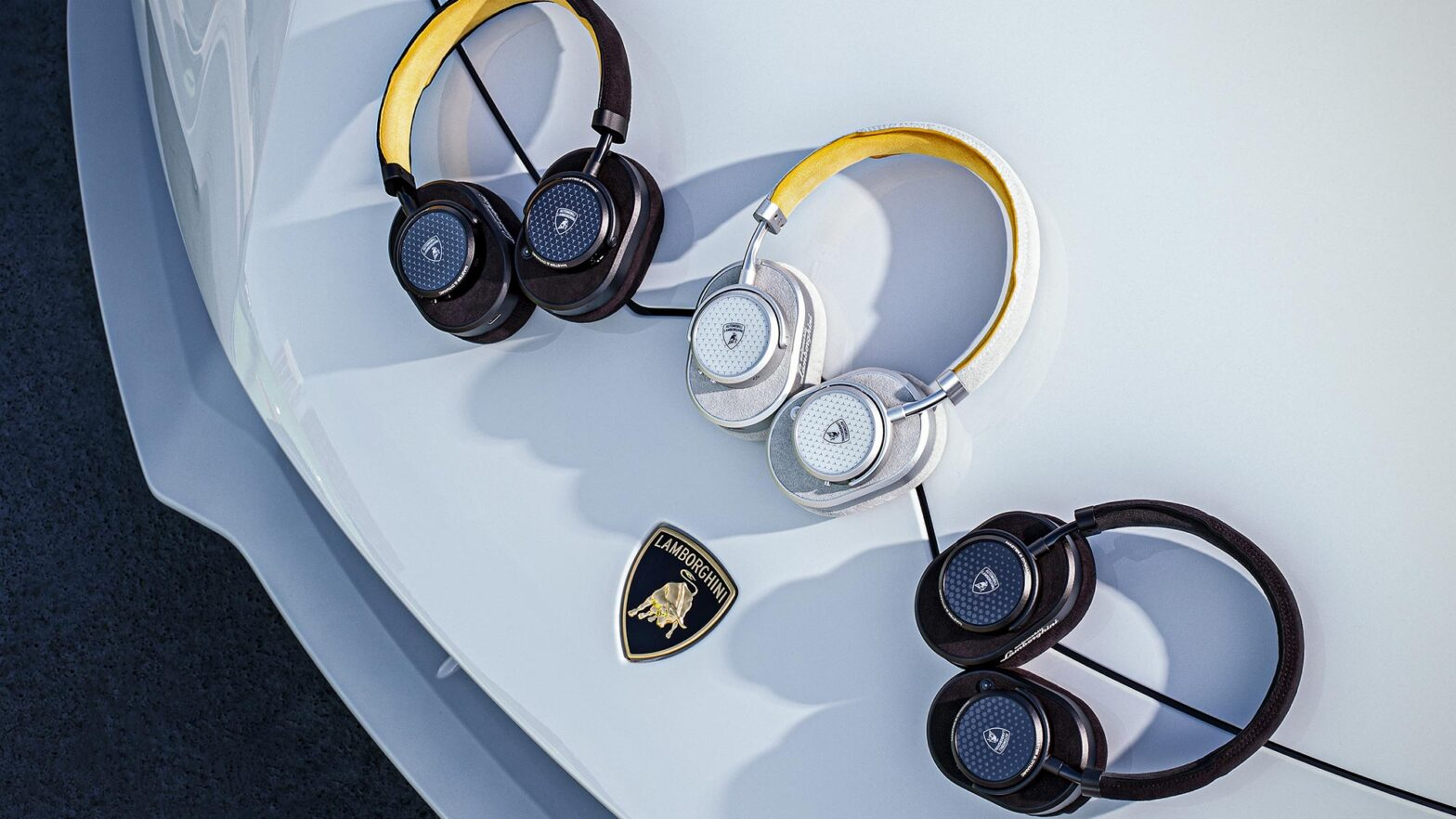 Master & Dynamic for Automobili Lamborghini Collection