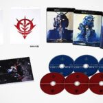 <em>Mobile Suit Gundam</em> Theatrical Version Trilogy 4K Remastered Box