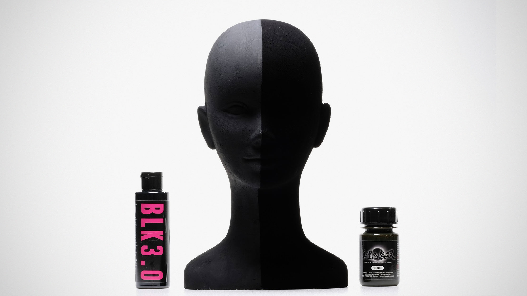 Musou Black Darkest Water-based Acrylic Paint