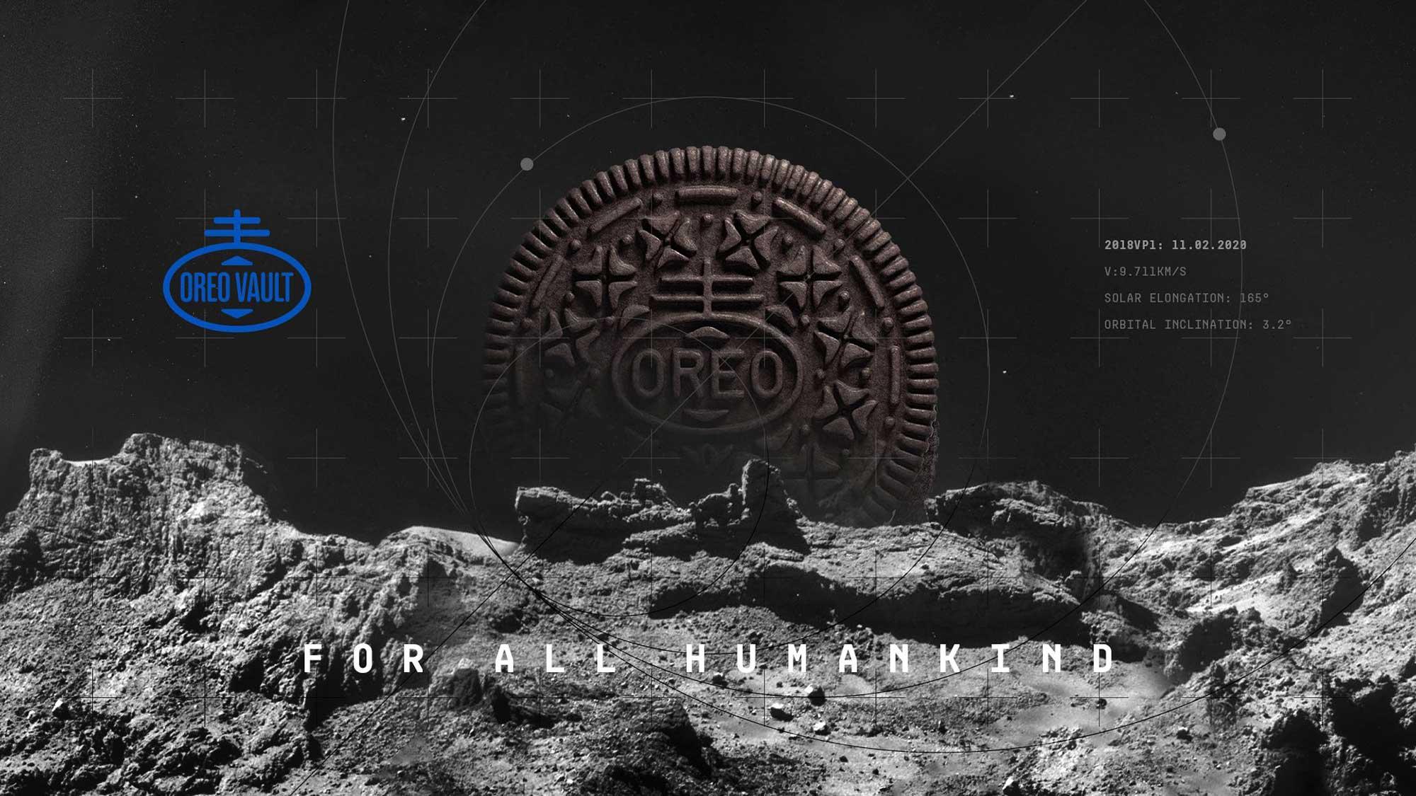 Nabisco Oreo's Global Oreo Vault