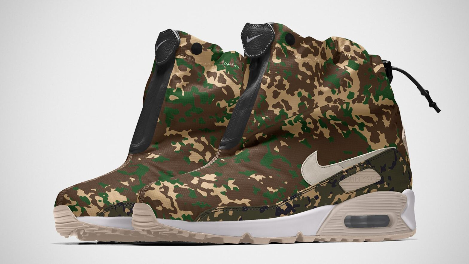 Nike Air Max 90 Unlocked By You Sneakers