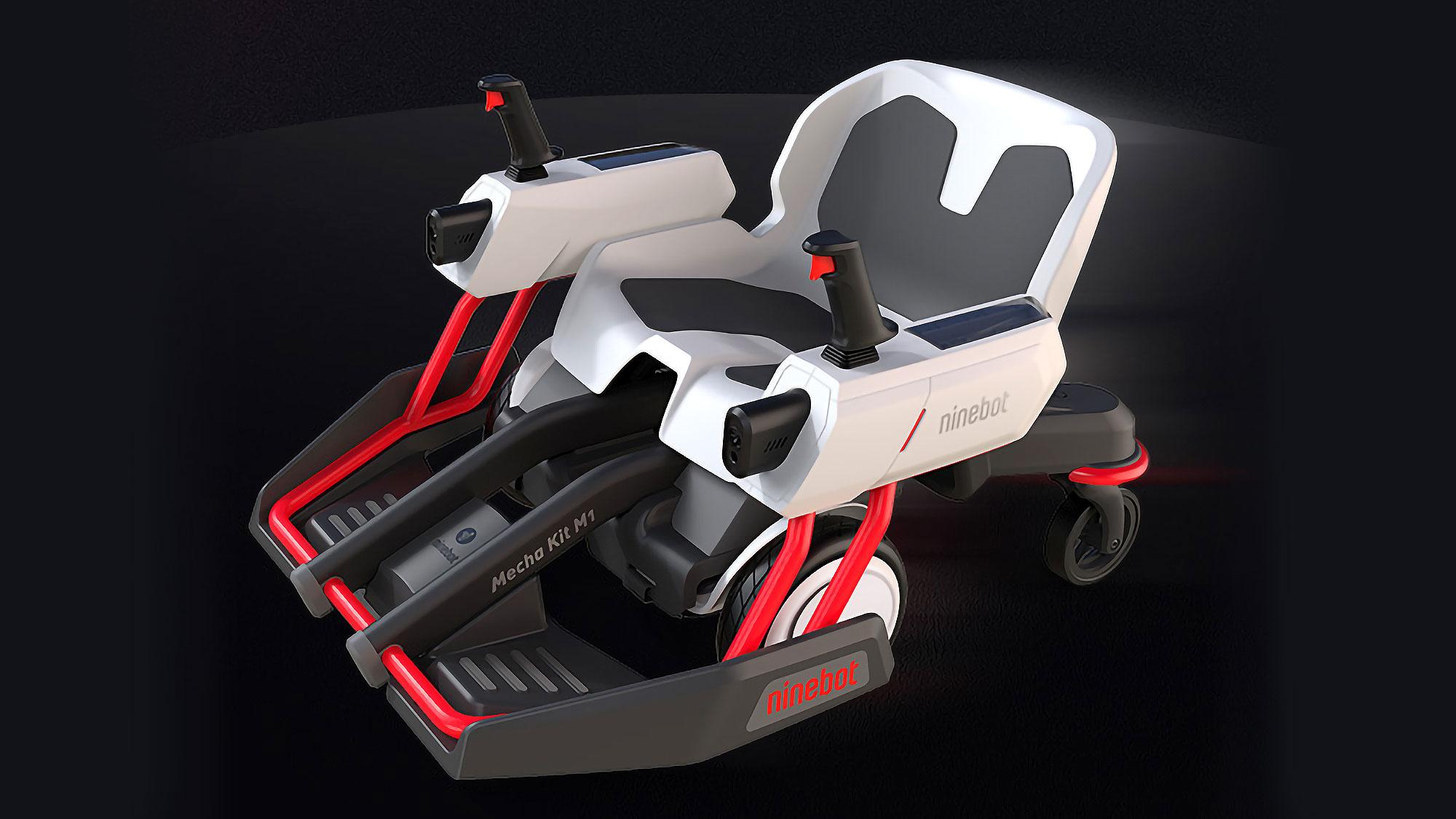 Ninebot Self-balancing Transporter Mecha Chariot