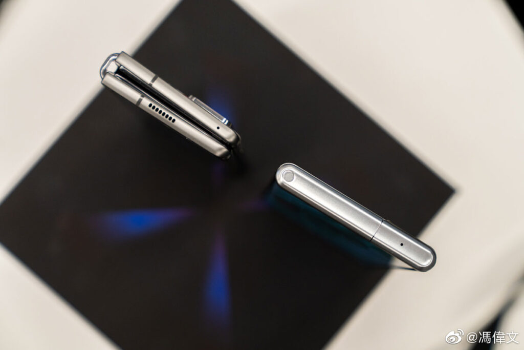 Oppo X 2021 Rollable Screen Concept Phone