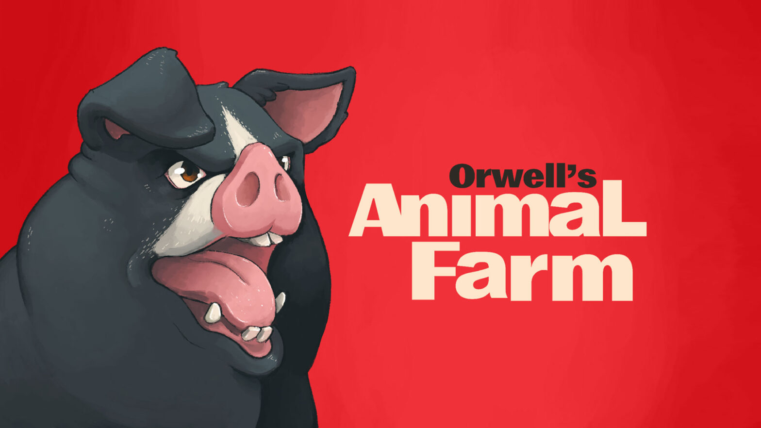 Orwell's Animal Farm PC and Mobile Video Game