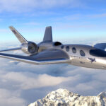 South Africa Aerospace Company Is Developing A Takeoff And Land Anywhere VTOL Business Jet