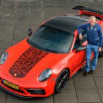 One-off Porsche 911 Carrera S Has Dutch Motorsports Icon's Fingerprint On The Hood