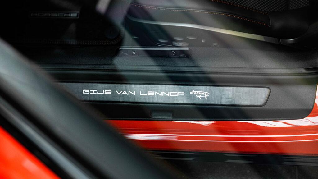Porsche 911 Carrera S Gijs van Lennep