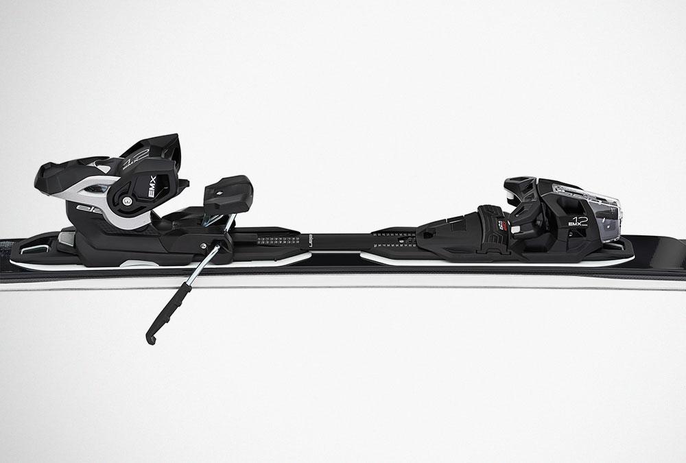 Porsche Design Elan Amphibio Skis