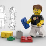 Come On, Admit It. You Want This Brick Built Giant Minifig, Don't You?