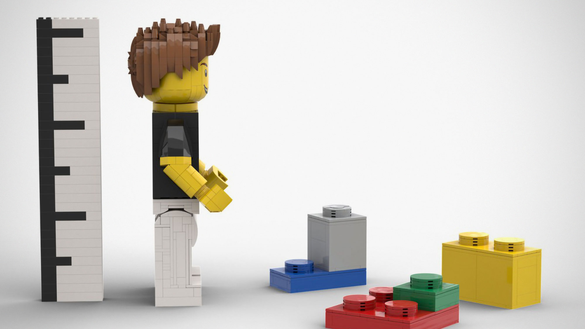 Proposed LEGO Ideas Giant Minifig by Seb_E