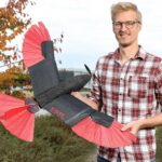"Raptor-inspired Drone With Morphing Wing And Tail: Is ""Feathered"" Drone The Future?"