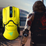 Razer Gave The Viper Ultimate Gaming Mouse The <em>Cyberpunk 2077</em> Treatment