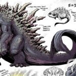 Two Artists Redesigned <em>Godzilla</em> And They Look Absolutely Dope