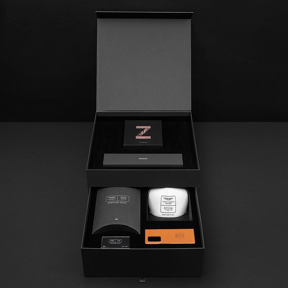 Samsung Galaxy Z Fold2 Aston Martin Racing Box Set