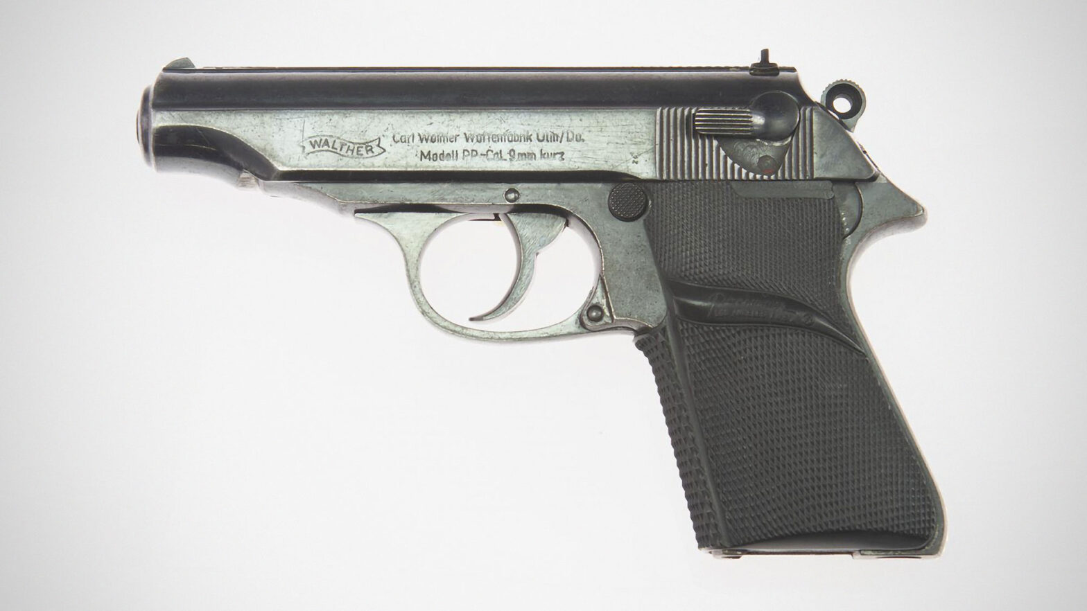 Sean Connery James Bond Walther PPK Pistol Auction