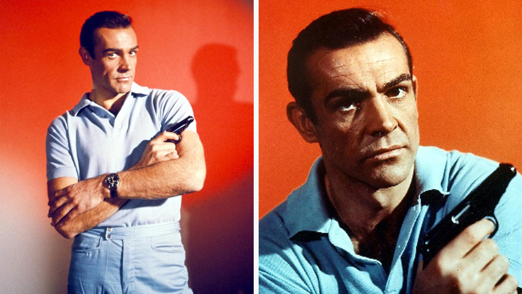 Sean Connery James Bond Walther PPK Pistol Auction