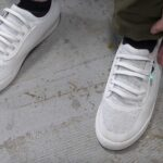 After The Real-life Lightsaber, The Hacksmith Has Made A Pair Of Self-Lacing Shoes