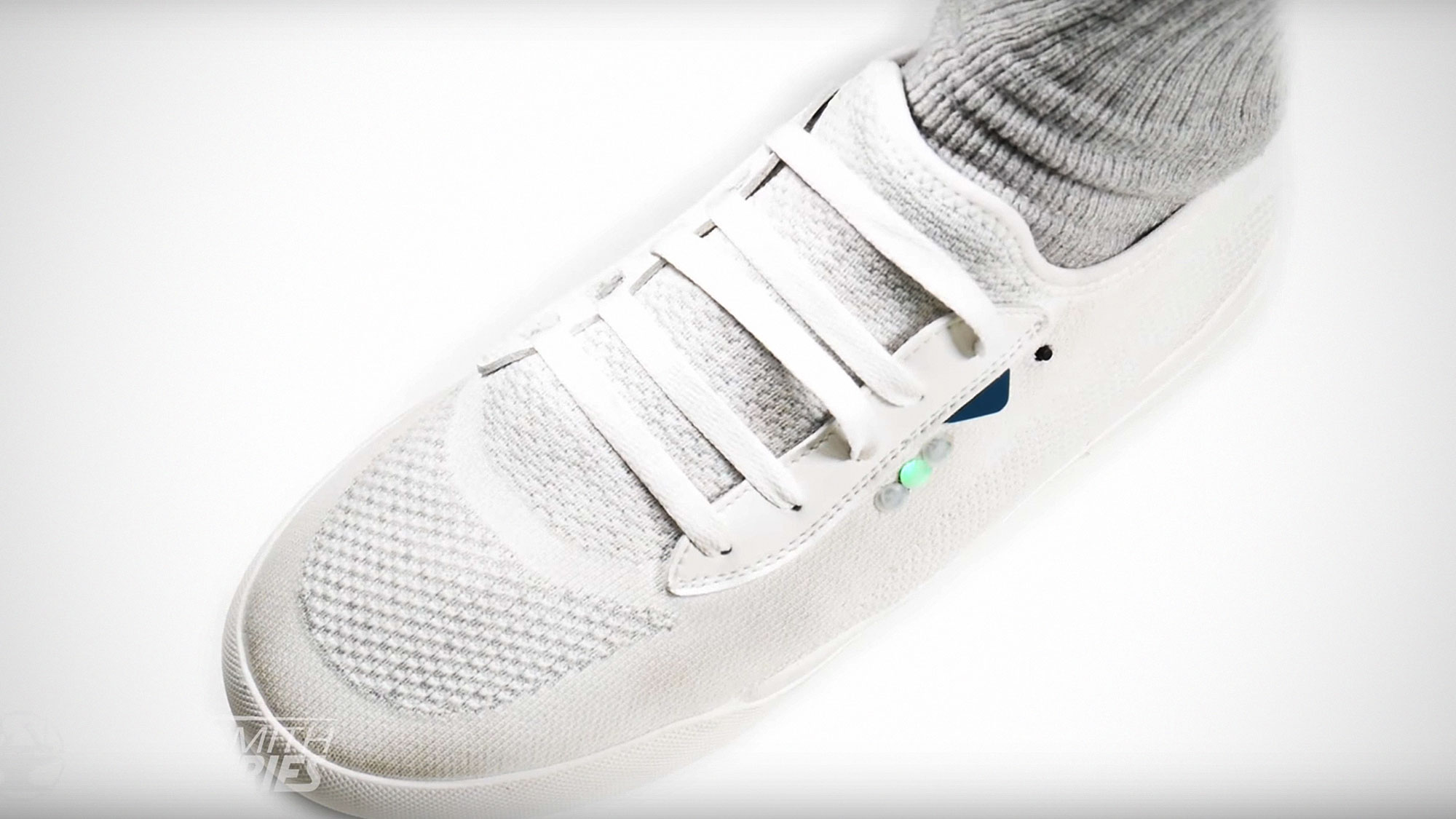 Self-lacing Shoes by The Hacksmith