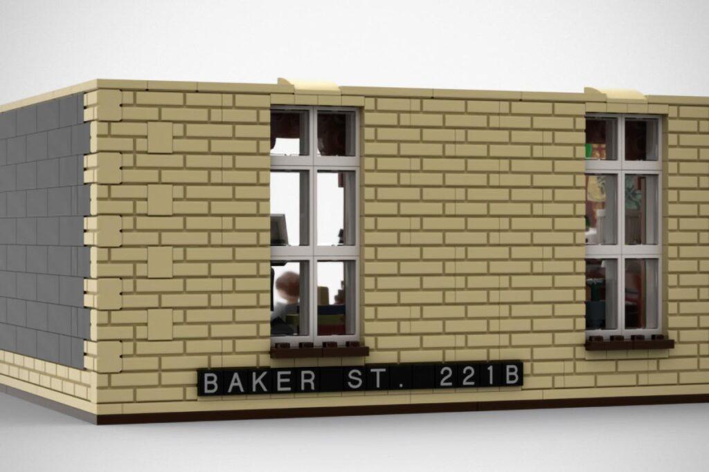 Sherlock 10th Anniversary 221b Baker Street