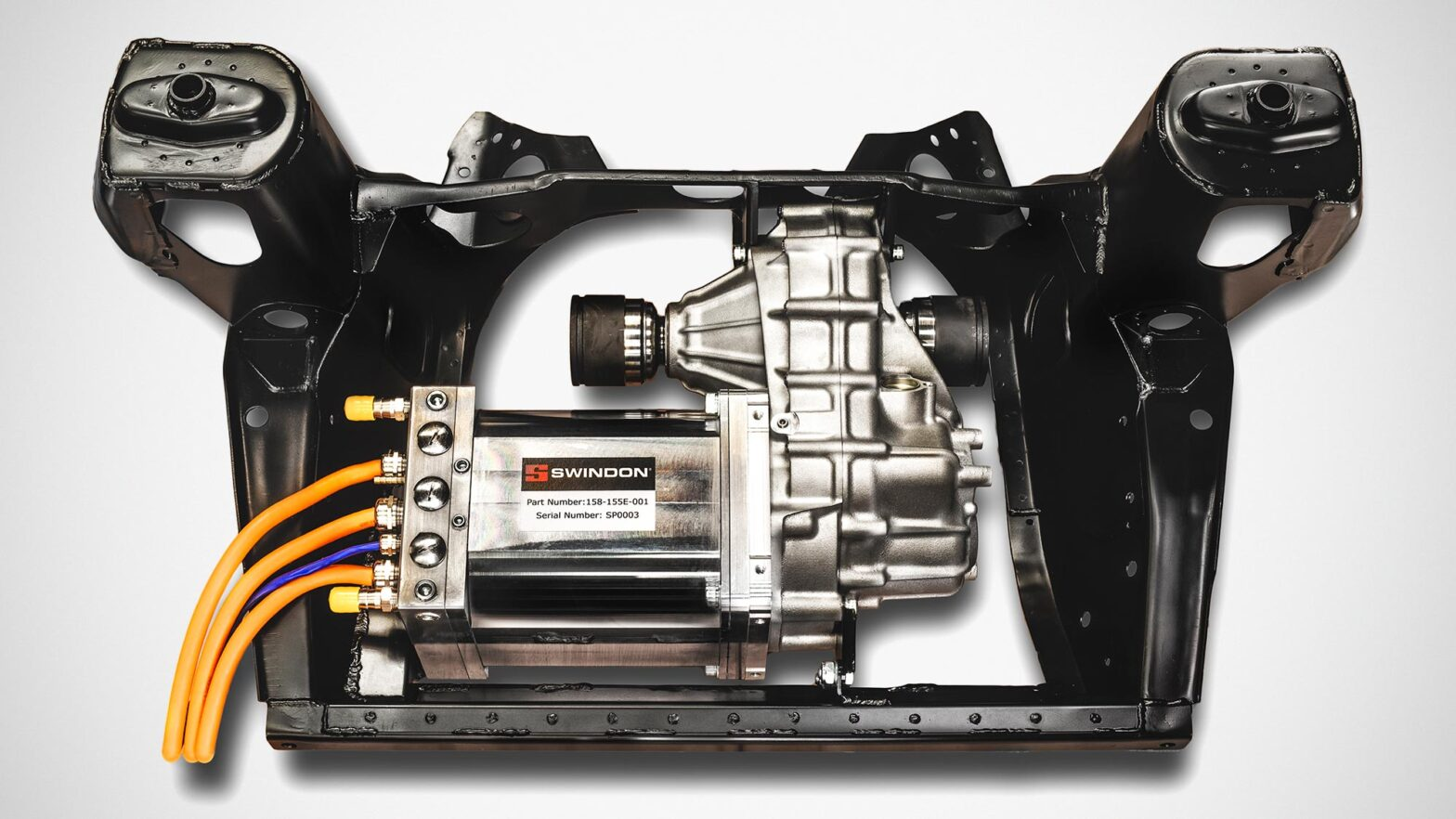 Swindon Powertrain Electric Classic MINI Kit