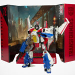 <em>Transformers</em> Studio Series <em>Bumblebee</em> Starscream Transforming Action Figure