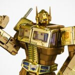 <em>Transformers</em> Takara Tomy Golden Lagoon Convoy (Optimus Prime) Action Figure