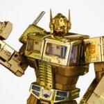 <em>Transformers</em> Takara Tomy Golden Lagoon Convoy (Optimus Prime) Action Figure