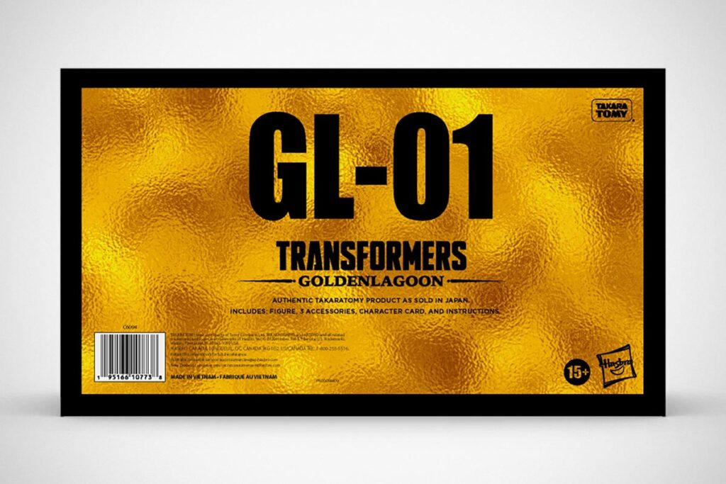 Transformers TT Golden Lagoon Optimus Prime