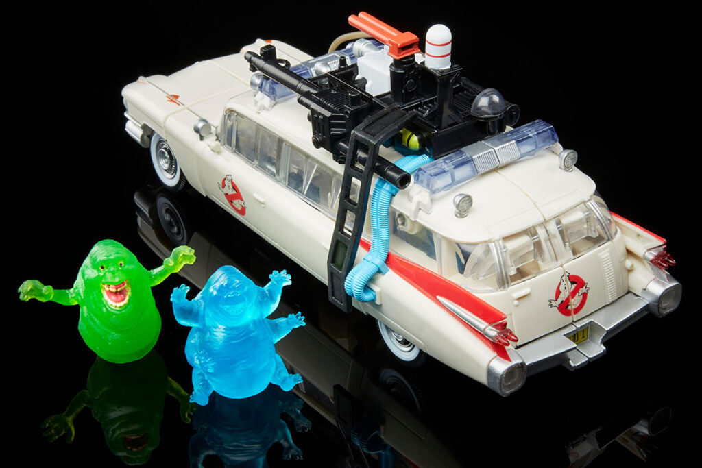 Transformers x Ghostbusters Afterlife Ectotron Action Figure