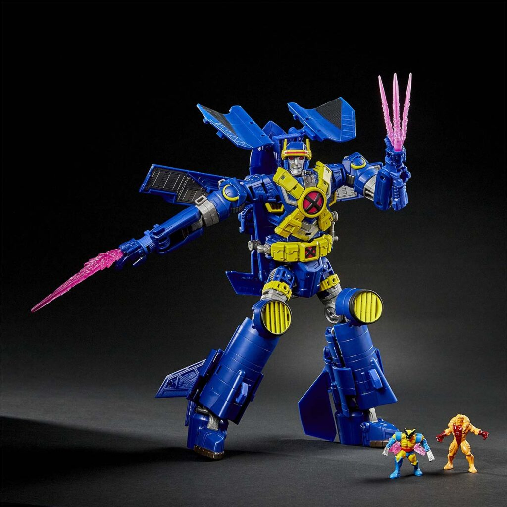 Transformers x X-Men Ultimate X-Spanse Action Figure