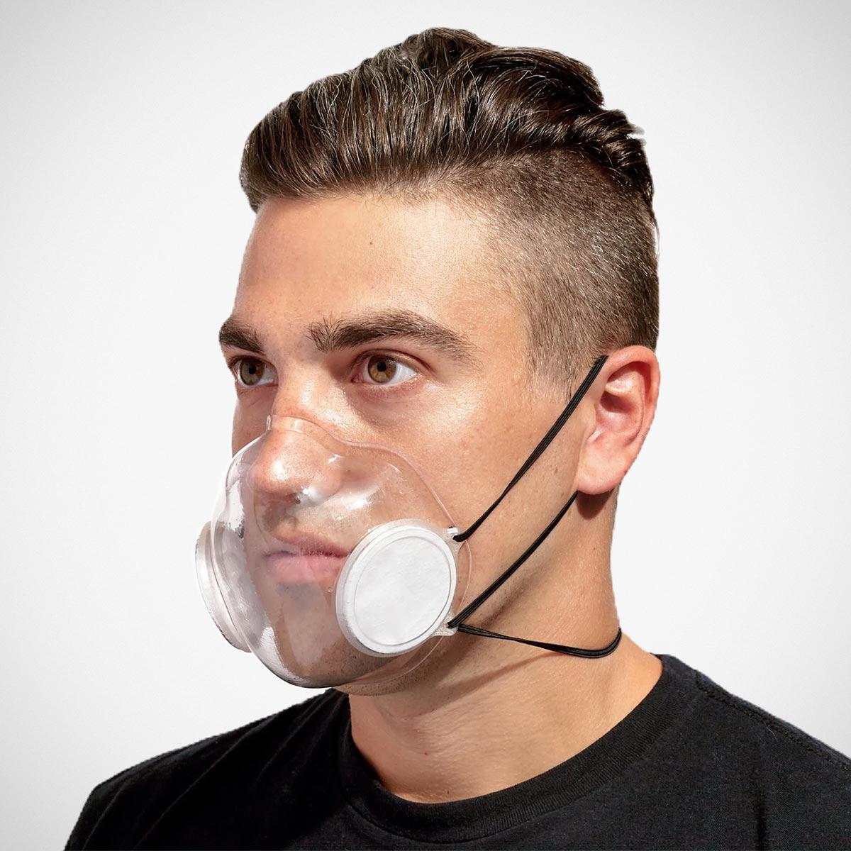 TrueContour TC1 Transparent Custom Fit Mask