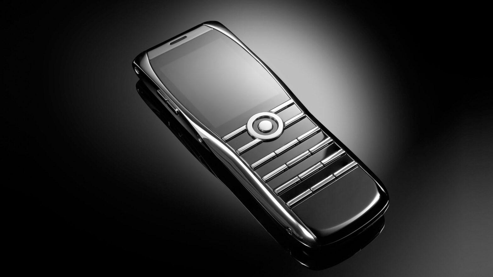 Xor Titanium Luxury Mobile Phone