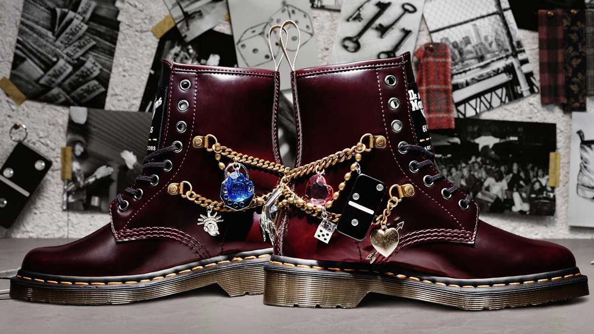 Dr. Martens x Marc Jacobs 1460 Remastered