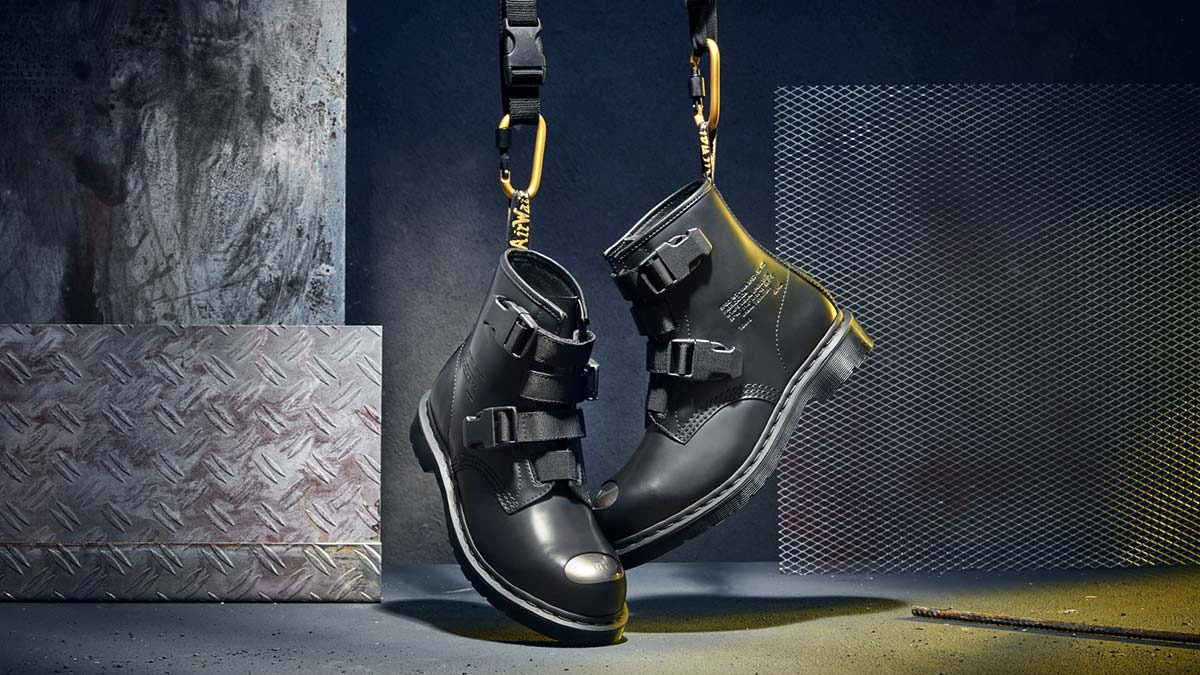 Dr. Martens x WTAPS 1460 Remastered