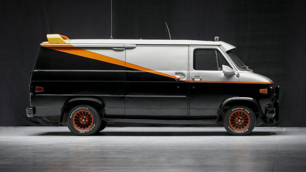 1979 Chevrolet 'A-Team' Van Auction