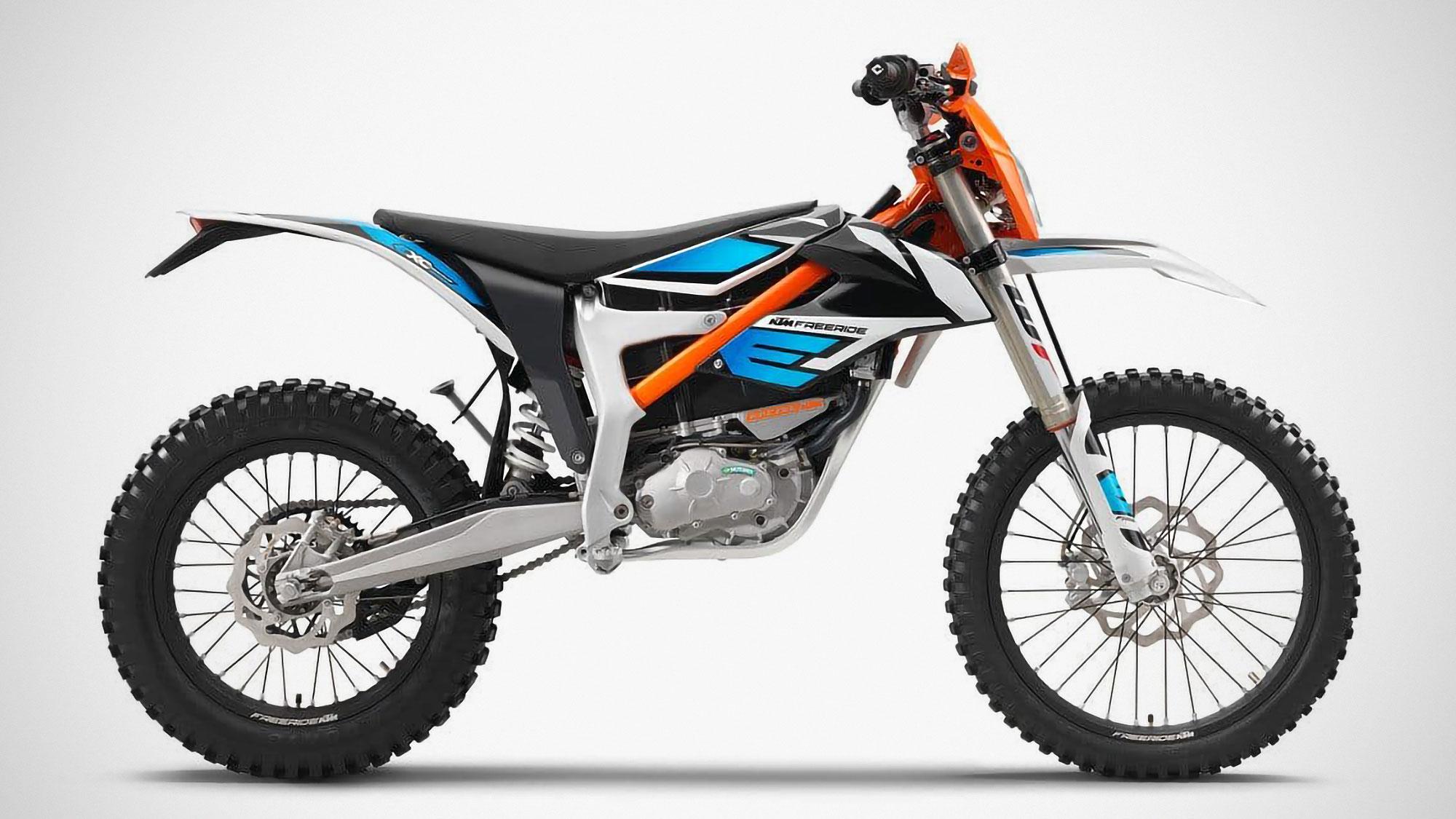 2021 KTM Freeride XC-E
