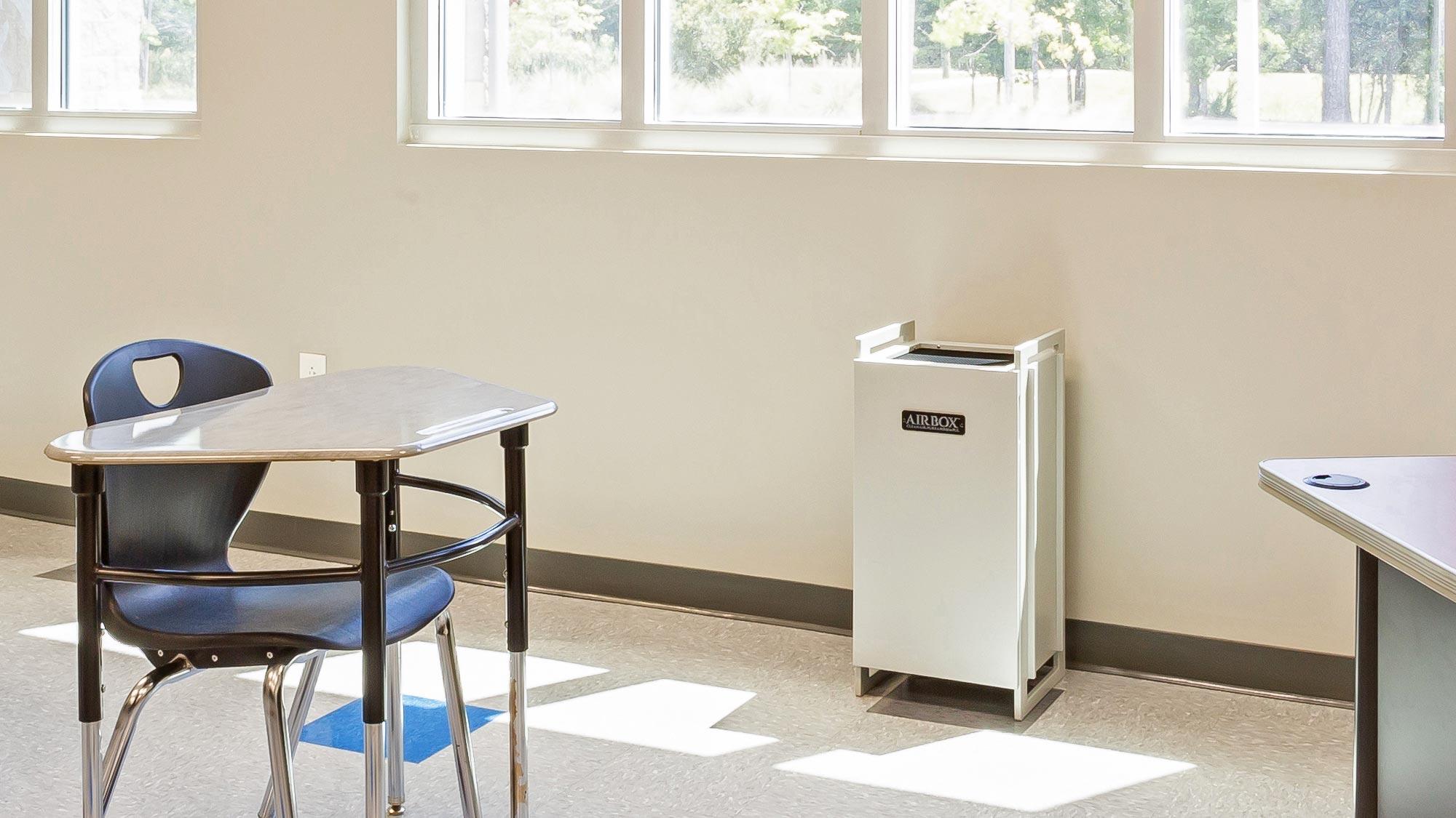 AirBox Peak Series-S Air Purifier