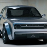 Alpha Ace Electric Vehicle Look Like A Cross Between 70s Celica And Honda N360