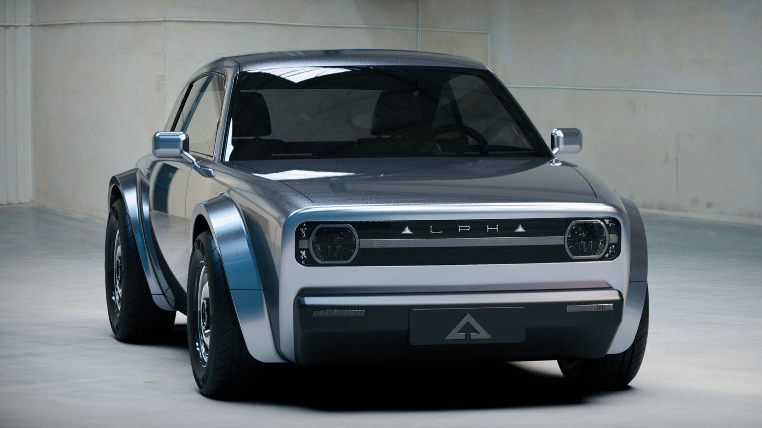 Alpha Ace Electric Vehicle