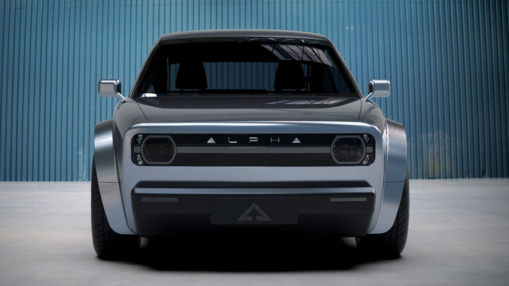 Alpha Ace Electric Vehicle