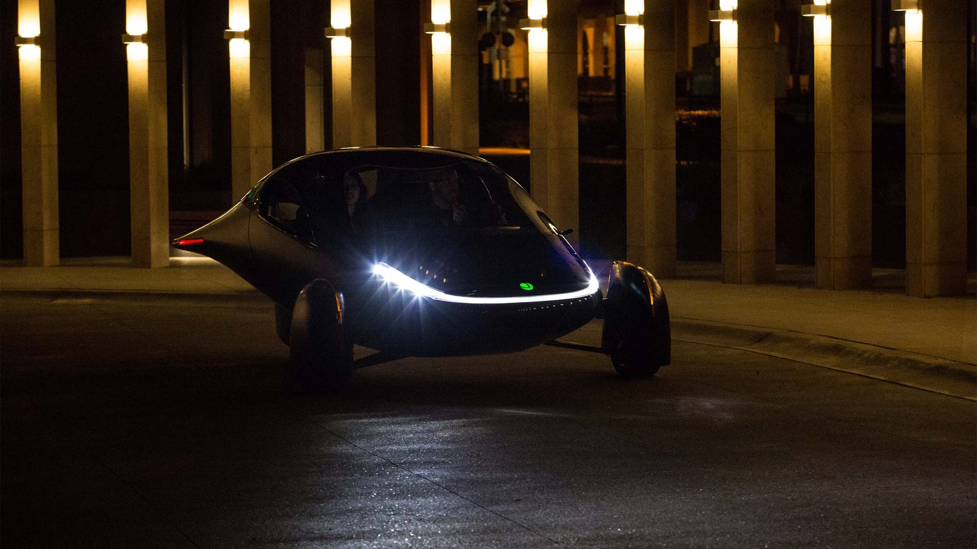 Aptera Solar Powered EV Open for Reservation