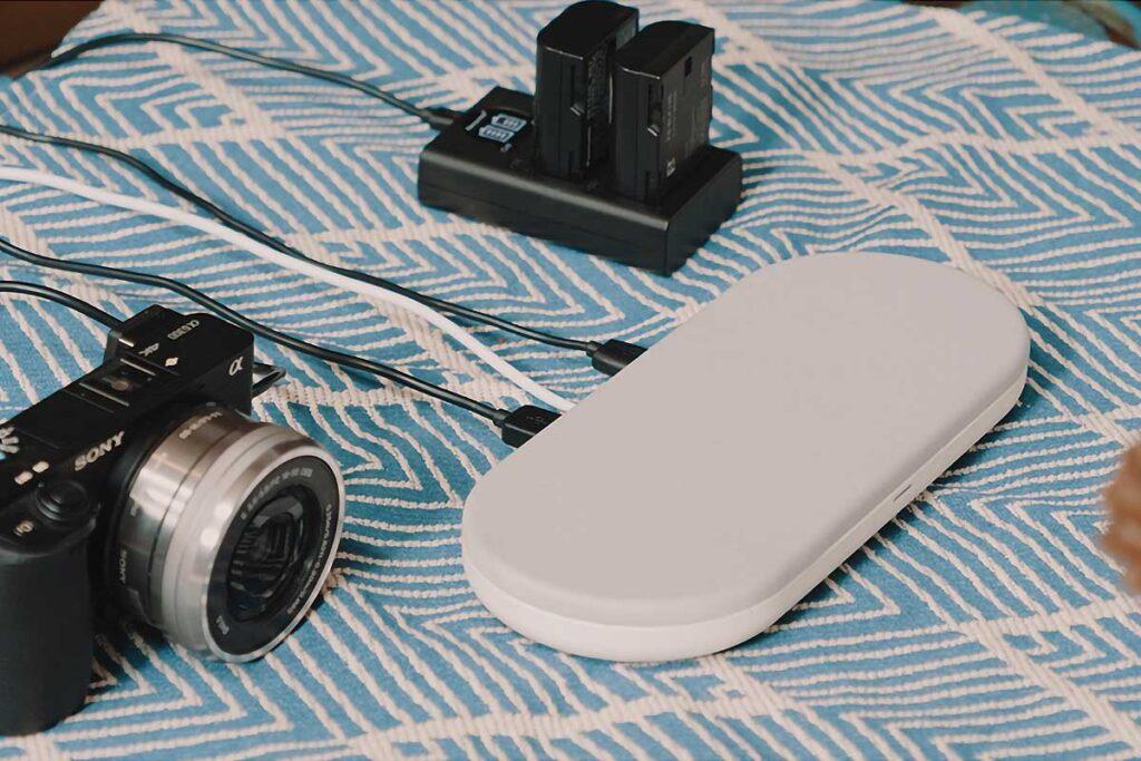 Artellia Monno 5-in-1 Wireless Charging Pad