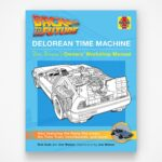 <em>Back To The Future</em>: DeLorean Time Machine: Doc Brown's Owner's Workshop Manual