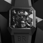 Bell & Ross BR 01 Cyber Skull: Geometric Shape Skull For The Futuristic Look