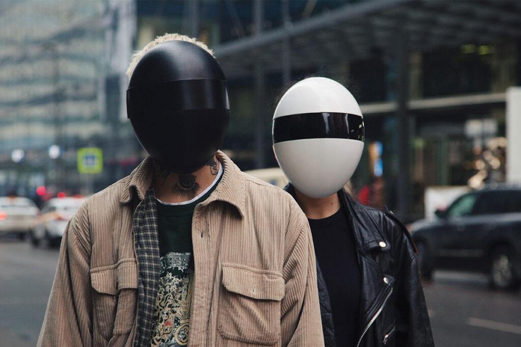 Blanc Full-face Modular Mask