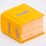 This Book Of Cheese Is Literally Made Out Of Slices Of Cheese